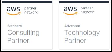 AWS Partner Network logos